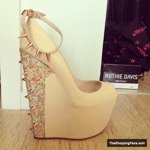 ruthie davis wedges made in ITALY